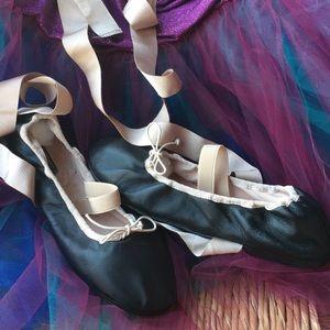 Topshop Le Petite Ballet Flats